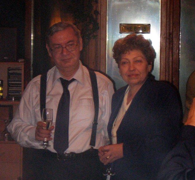 Dia şi Liviu Radu