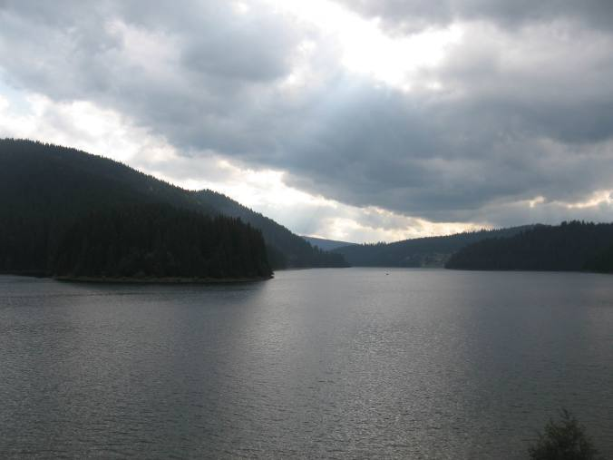 Lacul de la Beliş