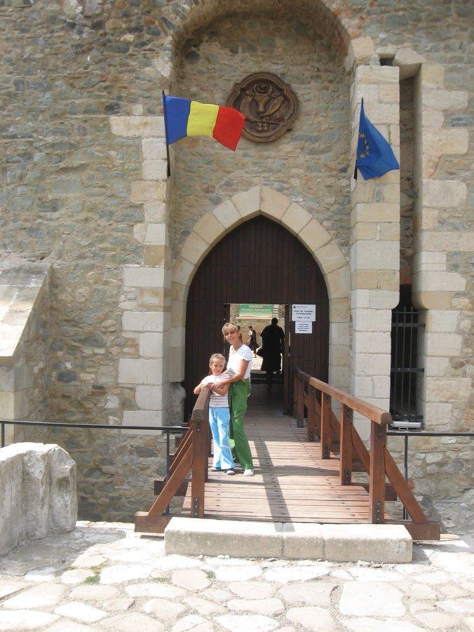 31 august, Cetatea Neamţului: ursuleţe ante portas