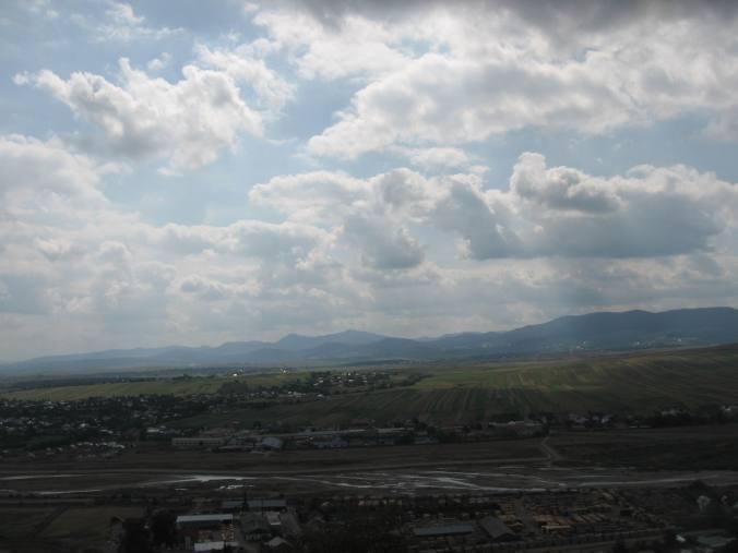 31 august, Cetatea Neamţului: un petec de Moldovă, cu Ozana în prim-plan